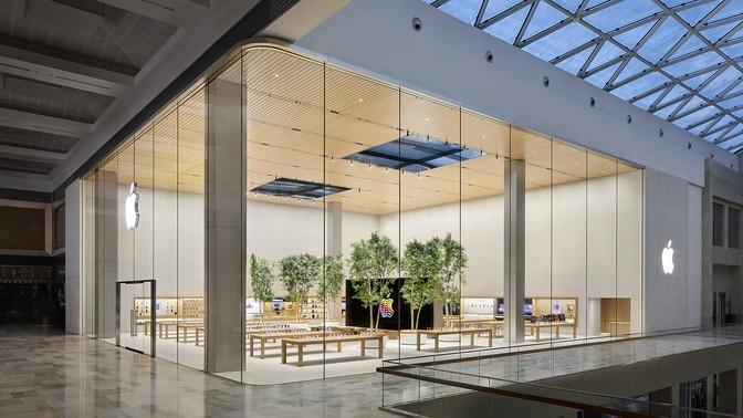 официальные магазины apple в дубаи